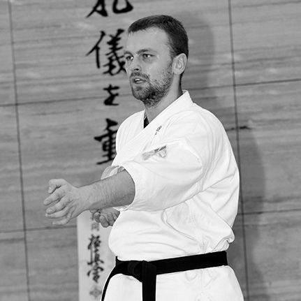 Maciej Misiak Kancho kyodokyokushin
